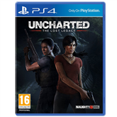 PS4 mäng Uncharted: The Lost Legacy