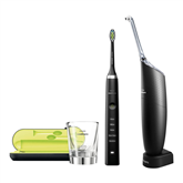 Electric toothbrush Philips Diamond Clean + Interdental cleaner AirFloss Ultra
