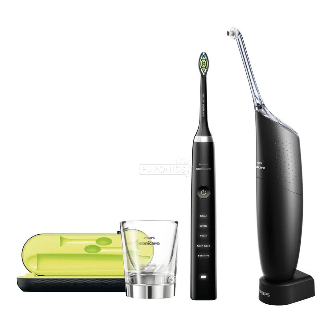 51b1730bff7 Hambavahede puhastaja Sonicare AirFloss Ultra + Elektriline hambahari  Philips Diamond Clean