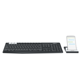 Wireless keyboard Logitech K375s (RUS)