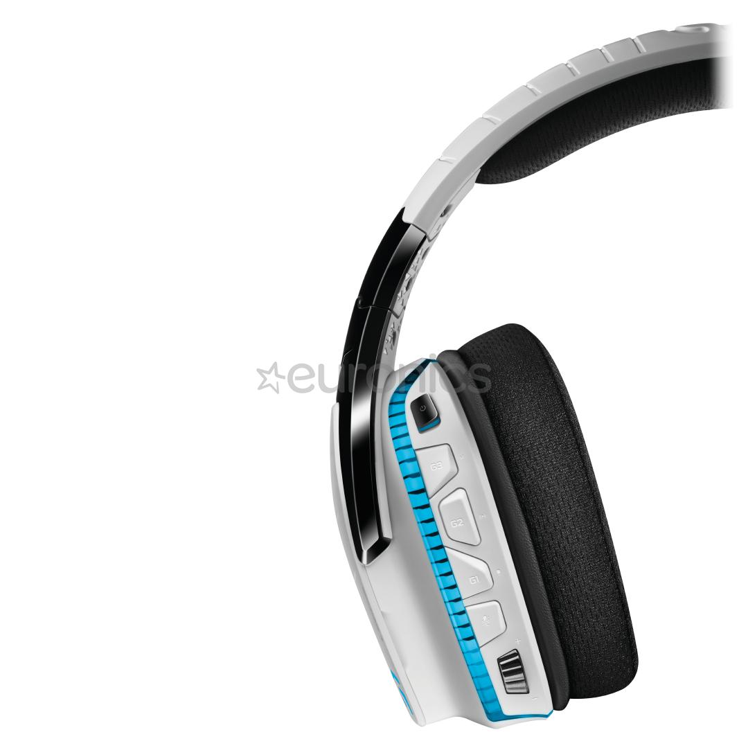 7 1 wireless headset Logitech G933 Artemis Spectrum