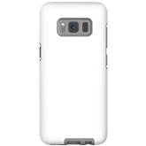 Disainitav Galaxy S8 läikiv ümbris / Tough