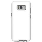 Чехол с заказным дизайном для Galaxy S8+ / Tough (глянцевый)