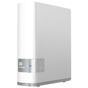Väline kõvaketas Western Digital My Cloud / 8 TB, LAN