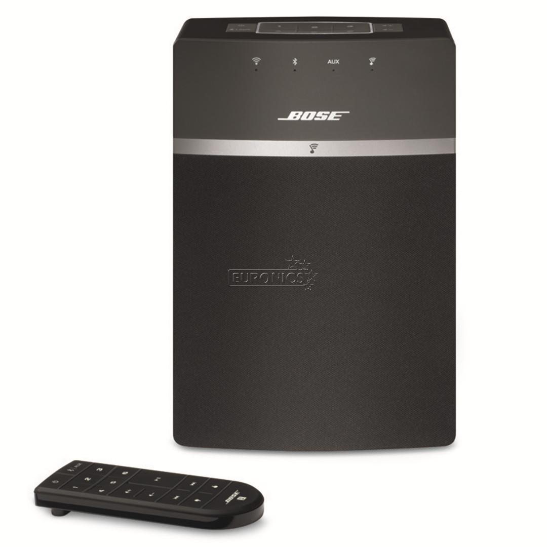 multi room speaker bose soundtouch 10 731396 2100. Black Bedroom Furniture Sets. Home Design Ideas