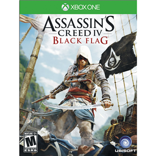 Игра для Xbox One Assassin´s Creed IV: Black Flag 3307215945582