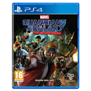 PS4 mäng Marvel Guardians of the Galaxy