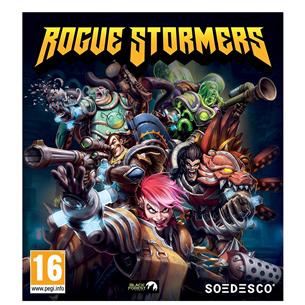 Arvutimäng Rogue Stormers