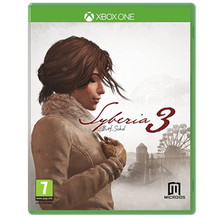 Xbox One mäng Syberia 3
