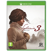 Xbox One mäng Syberia 3