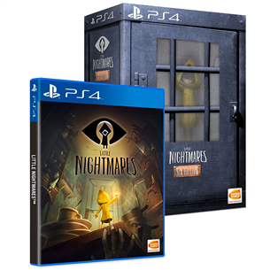 PS4 mäng Little Nightmares Six Edition
