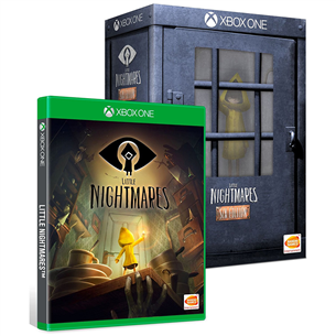 Xbox One mäng Little Nightmares Six Edition