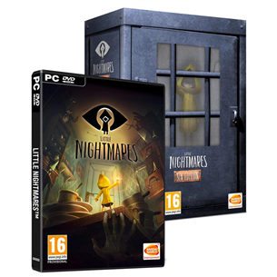 Arvutimäng Little Nightmares Six Edition
