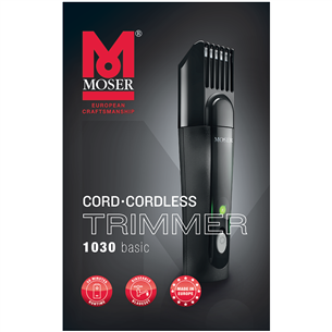 Beard trimmer Moser