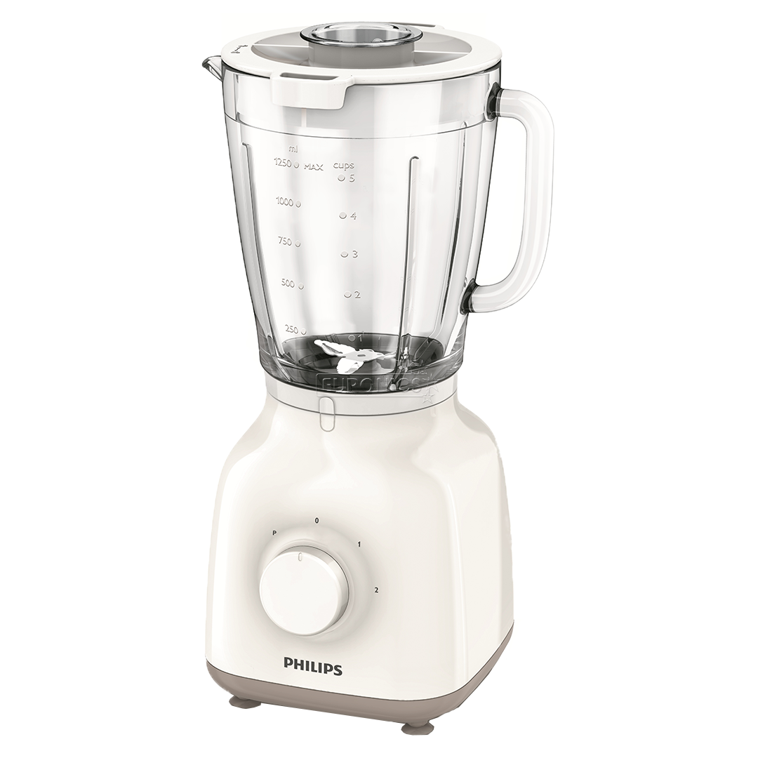 Blender philips daily collection hr2105 00 for Kitchen perfected blender