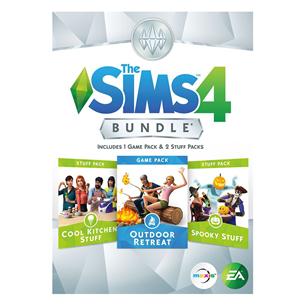 Arvutimäng The Sims 4 Bundle Pack 3