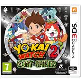 3DS mäng Yo-Kai Watch 2: Bony Spirits