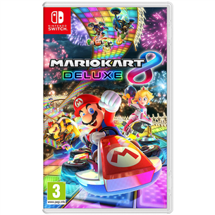 Switch mäng Mario Kart 8 Deluxe 045496420284