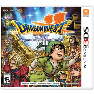 3DS mäng Dragon Quest VII: Fragments of the Forgotten Past