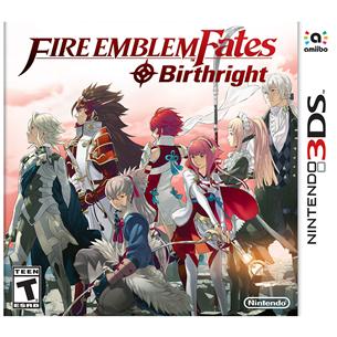 3DS mäng Fire Emblem Fates: Birthright