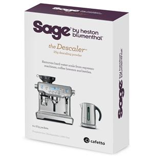 Katlakivieemaldaja espressomasinale, Sage/Stollar