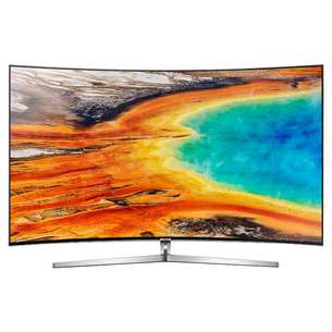 65 nõgus Ultra HD LED LCD-teler Samsung
