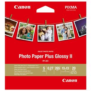 Fotopaber Canon PP-201 Glossy (13x13 cm, 20 lehte)