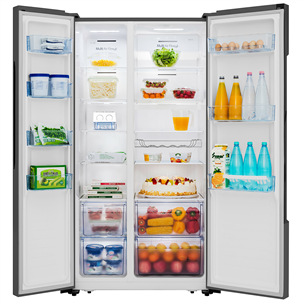 Холодильник Hisense Side by Side (178,6 см)