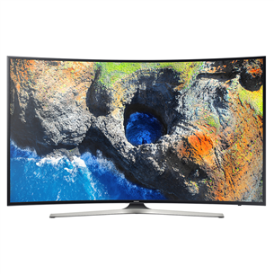 55 nõgus Ultra HD LED LCD-teler Samsung