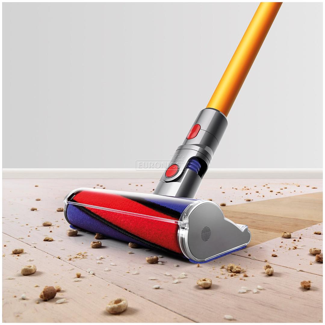 cordless vacuum cleaner dyson v8 absolute v8. Black Bedroom Furniture Sets. Home Design Ideas