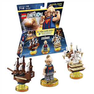 LEGO Dimension Goonies Level Pack