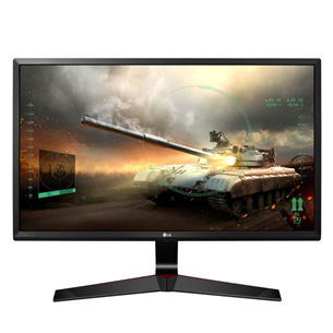 24'' Full HD LED IPS-монитор, LG 24MP59G-P