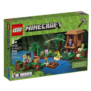 LEGO Minecraft The Witch Hut