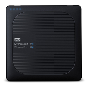 Väline kõvaketas Western Digital My Passport Wireless Pro / 3 TB, WiFi