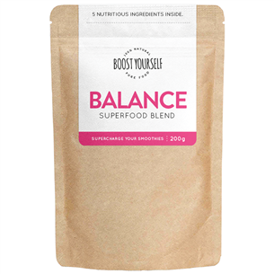 Balance supertoidusegu smuutile Boost YourSelf
