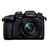 Hübriidkaamera Panasonic Lumix GH5 + 12-60 mm objektiiv