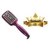 Hair straightening brush, Babyliss
