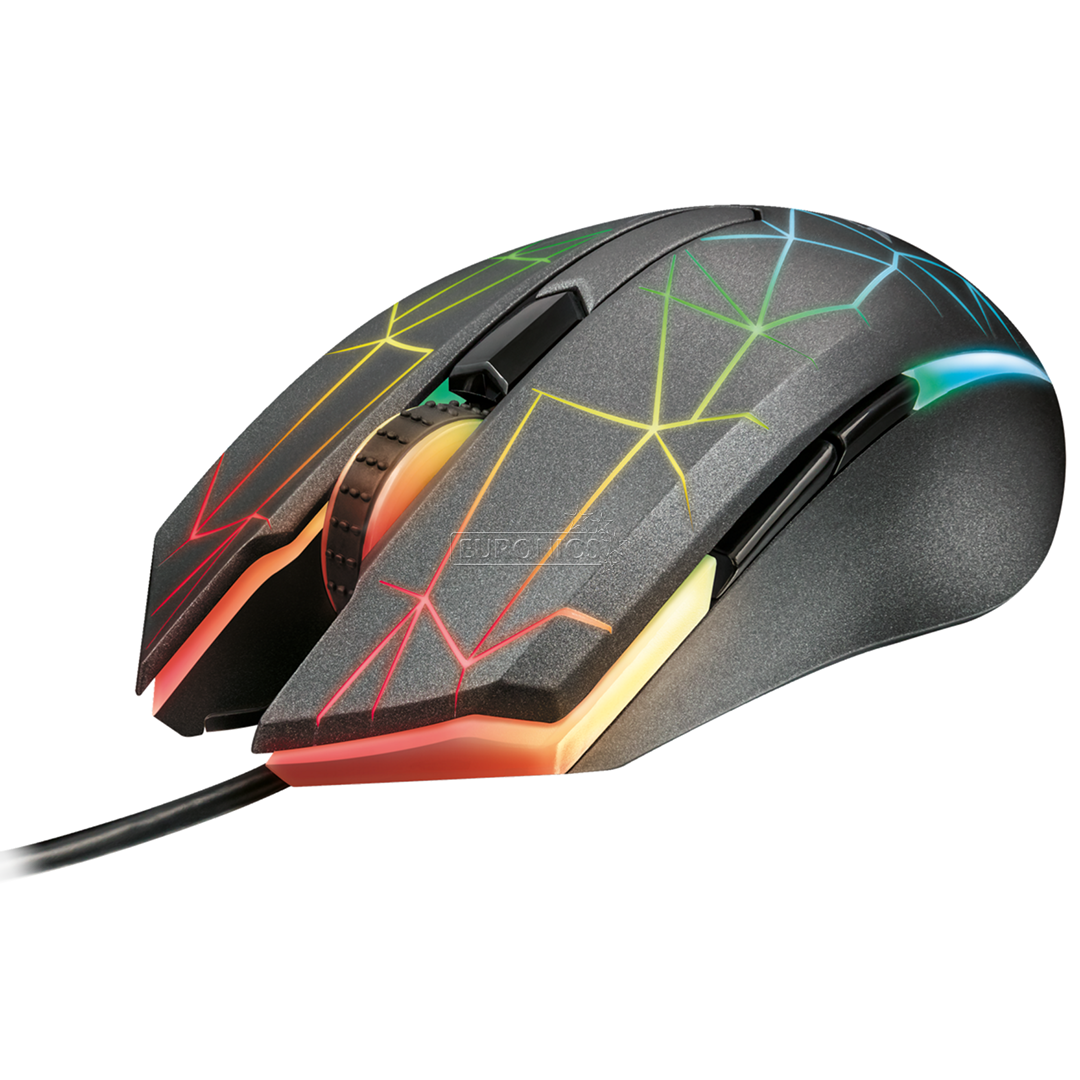 Optical Mouse Trust Gxt 170 Heron 21813