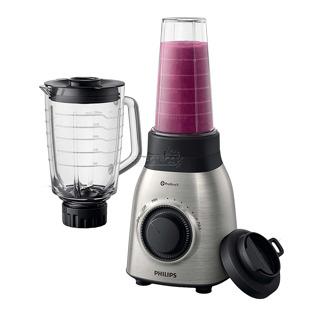 Blender Philips Mix Amp Go Hr3556 00