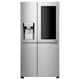 SBS Refrigerator LG (179 cm) GSX961NSAZ.ANSQEUR