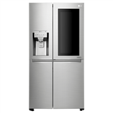 Side-by-Side Refrigerator LG / height: 179 cm
