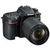 Peegelkaamera Nikon D7500 + objektiiv Nikkor 18-140 mm