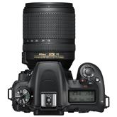 DSLR camera Nikon D7500 + Nikkor 18-140 mm lens