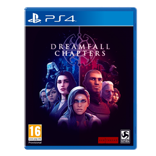Игра для PlayStation 4 Dreamfall: Chapters