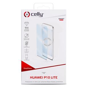 Huawei P10 Lite ekraanikaitseklaas Celly