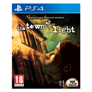 PlayStation 4 mäng The Town of Light