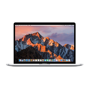Sülearvuti Apple MacBook Pro (2017) / 15, Touch Bar, SWE