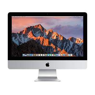 21,5 настольный компьютер Apple iMac Full HD (SWE-клавиатура)