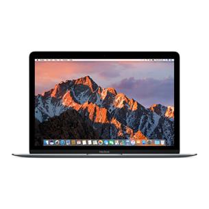 Sülearvuti Apple MacBook (2017) / 12, 512 GB, ENG