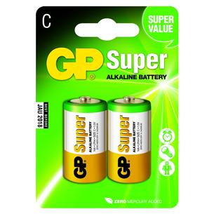 Batteries С, GP / 2 psc